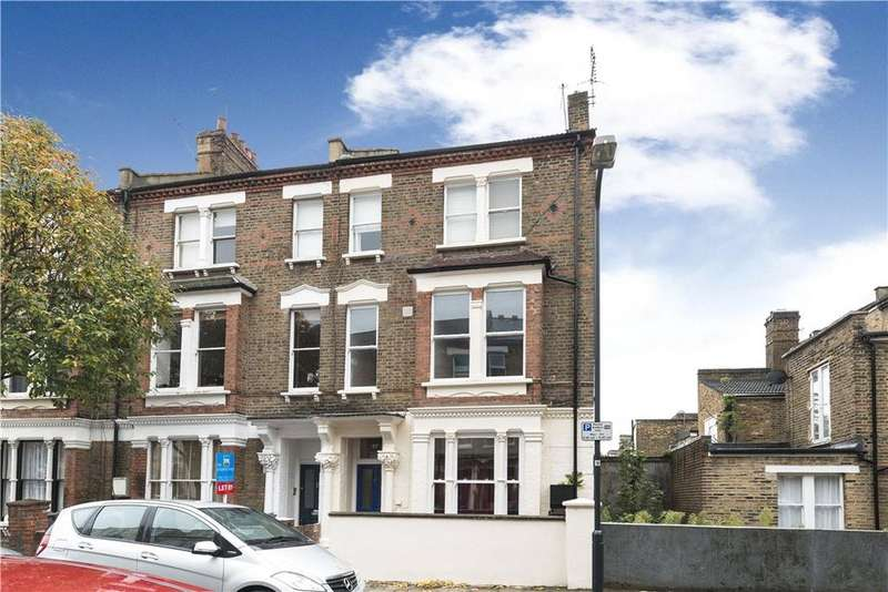 2 Bedrooms Flat for sale in Glengall Road, Queen's Park, London, NW6