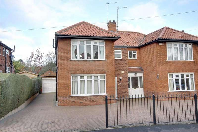 3 Bedrooms Semi Detached House for sale in St. Andrews Mount, Kirk Ella, Hull