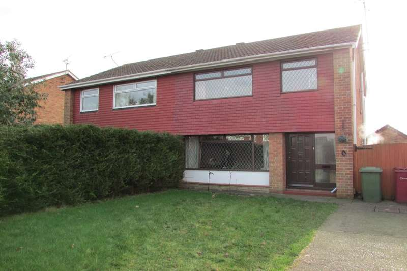 3 Bedrooms Semi Detached House for sale in Shakespeare Avenue, Scunthorpe, DN17