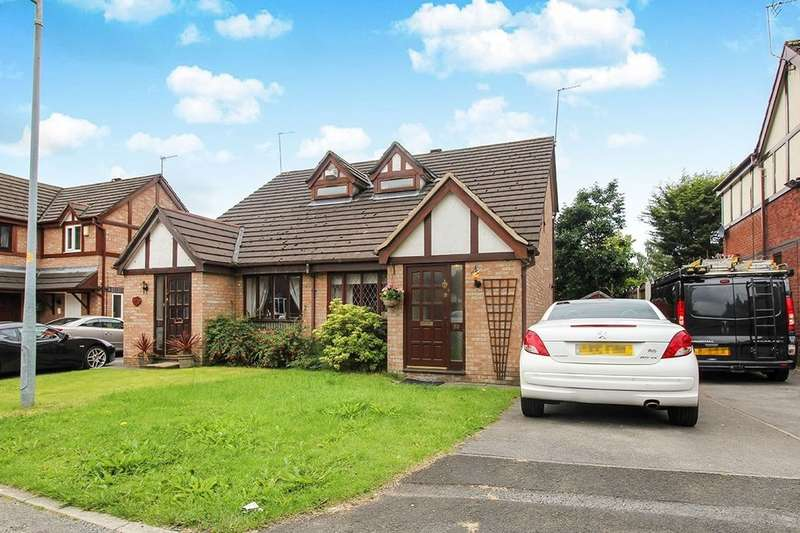 2 Bedrooms Semi Detached House for sale in Kilrush Avenue, Eccles, Manchester, M30