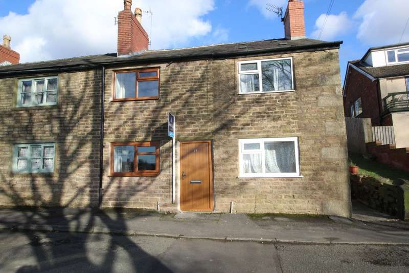 1 Bedroom Terraced House for sale in The Green, Marple, Stockport, SK6
