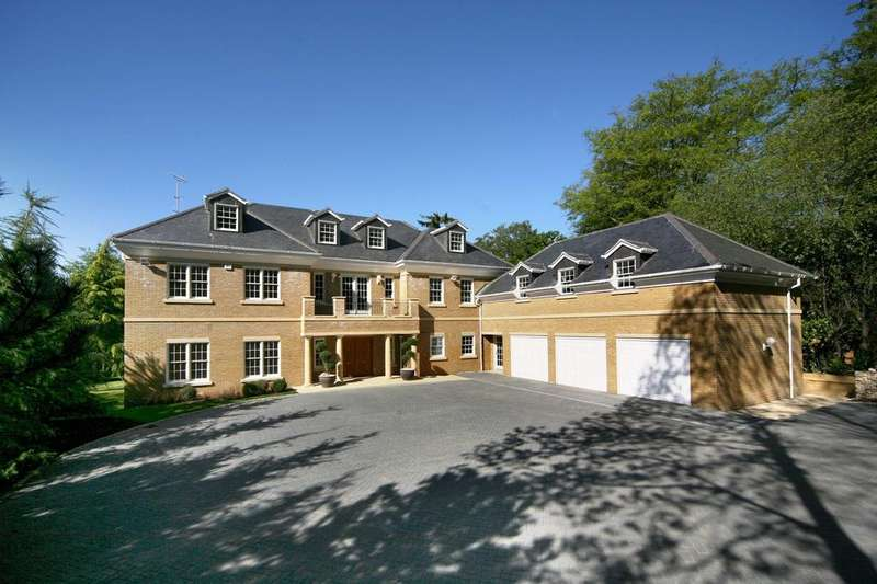 7 Bedrooms House for rent in Callow Hill, Virginia Water, Surrey GU25