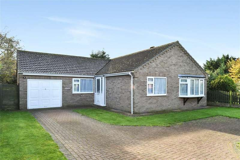 3 Bedrooms Detached Bungalow for sale in Southfield Place, Horncastle, LN9