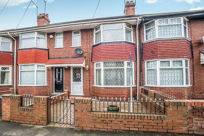 3 Bedrooms Terraced House for sale in Rosedale Avenue, Hull, HU9