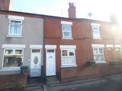 2 Bedrooms Terraced House for sale in Longford Road, Longford, Coventry, West Midlands