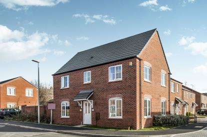 4 Bedrooms Detached House for sale in Chestnut Way, Bidford On Avon, Warwickshire