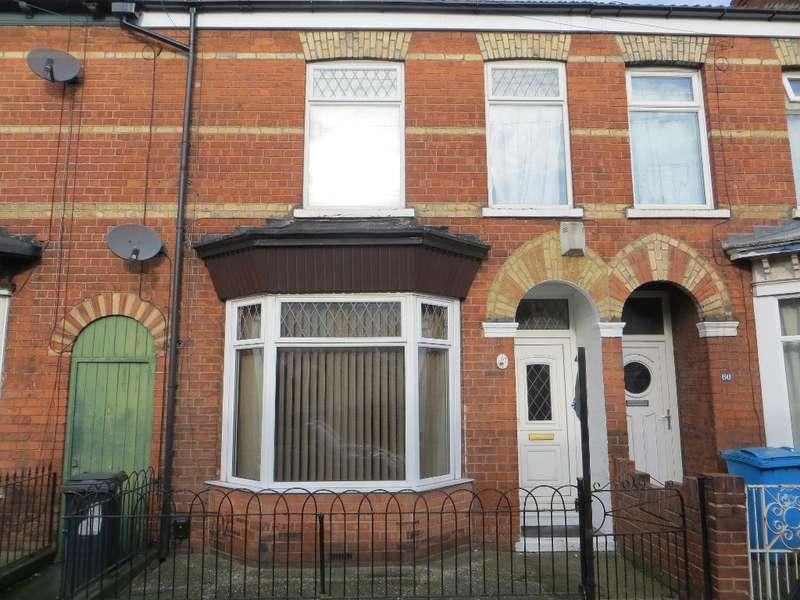 3 Bedrooms Terraced House for sale in Belvoir Street, Hull, HU5 3LR