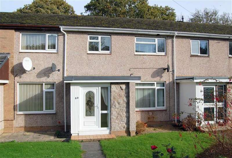 3 Bedrooms Terraced House for sale in Llanelian Road, Old Colwyn, Colwyn Bay
