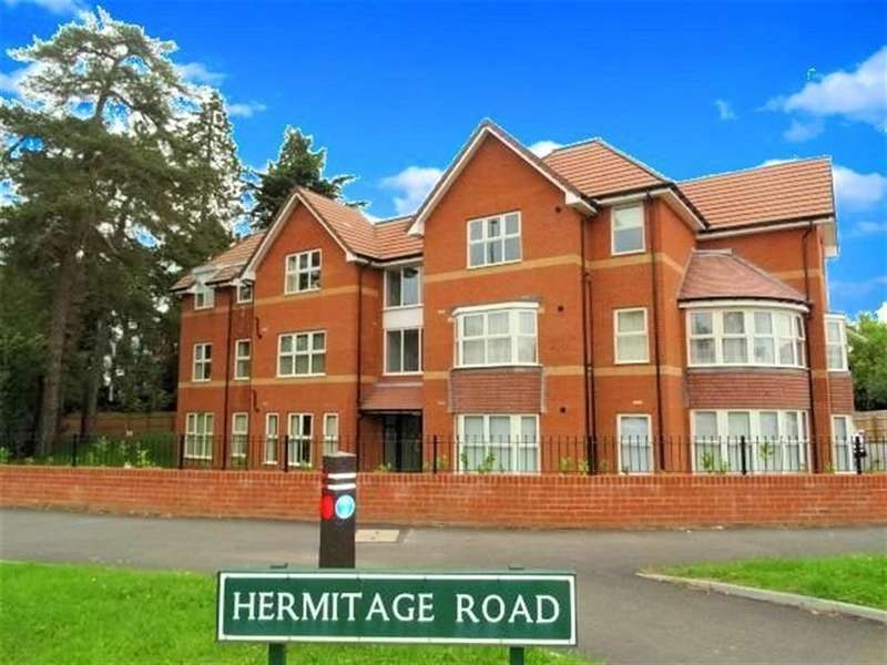 1 Bedroom Flat for sale in Hermitage Road, Solihull, West Midlands