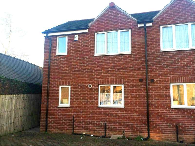 2 Bedrooms Semi Detached House for sale in ROTHERHAM, South Yorkshire