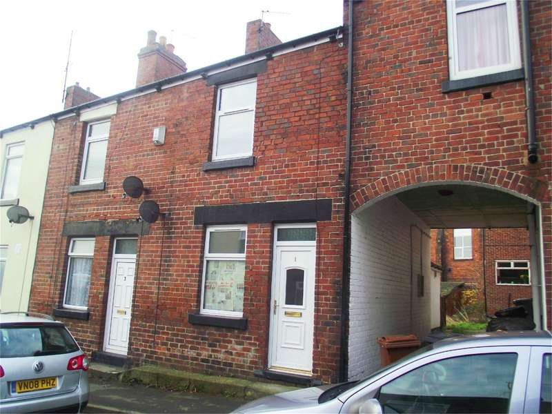 2 Bedrooms Terraced House for sale in New Street, Royston, BARNSLEY, South Yorkshire