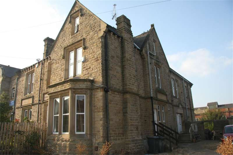 2 Bedrooms Flat for sale in 119 Dodworth Road, BARNSLEY, South Yorkshire