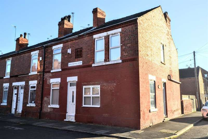 7 Bedrooms Terraced House for sale in Beaconsfield Road, Doncaster, DN4 0DL