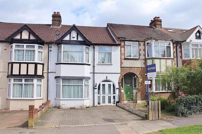 3 Bedrooms Terraced House for sale in Long Lane, Hillingdon, UB10 0EH