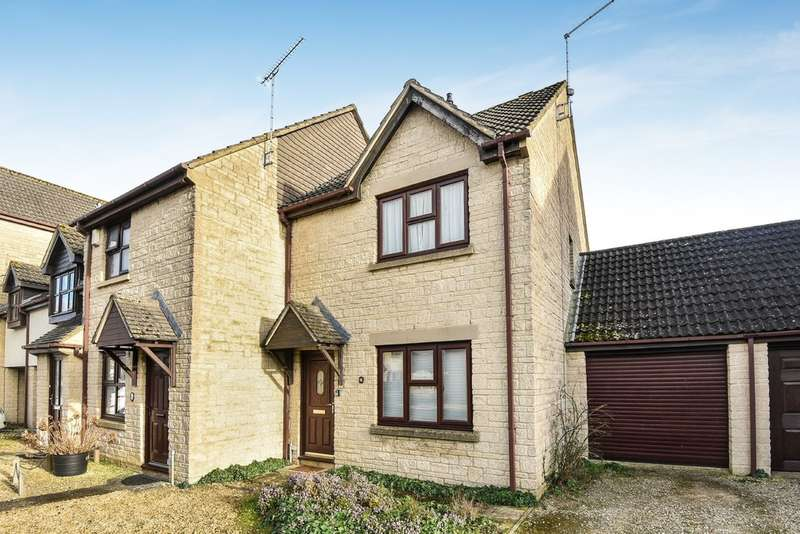 3 Bedrooms Semi Detached House for sale in Cirencester