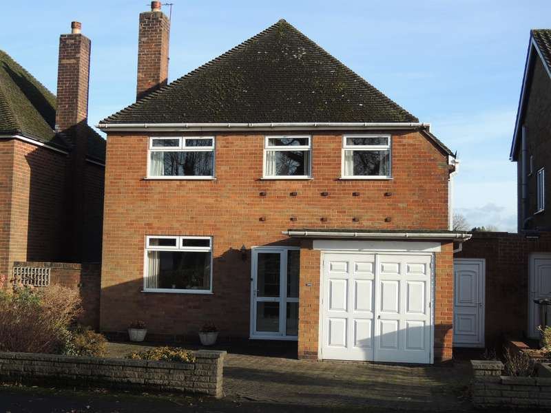 3 Bedrooms Detached House for sale in Stratford Road, Hockley Heath, Solihull