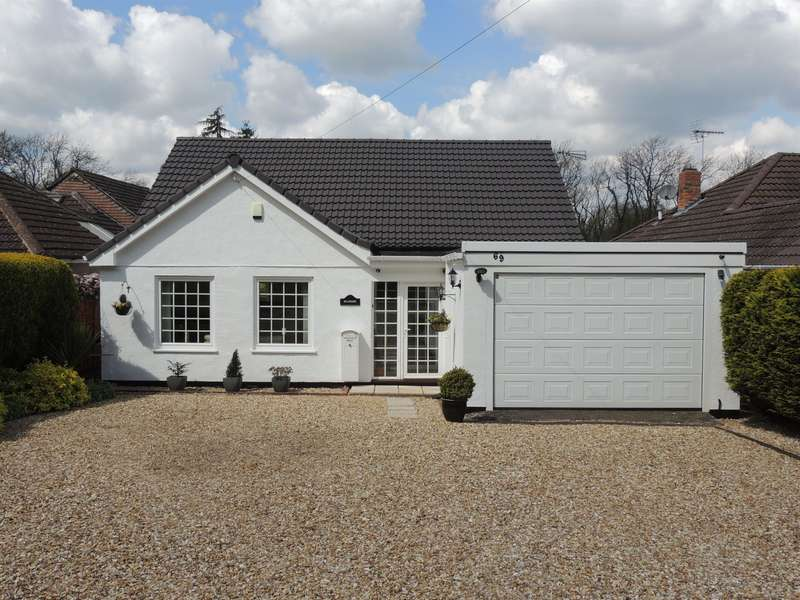 3 Bedrooms Bungalow for sale in Earlswood Common, Earlswood