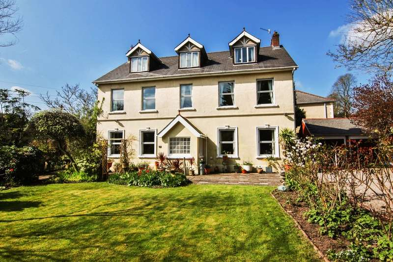 6 Bedrooms Detached House for sale in Rectory Villas, Crumlin, Nr Blackwood