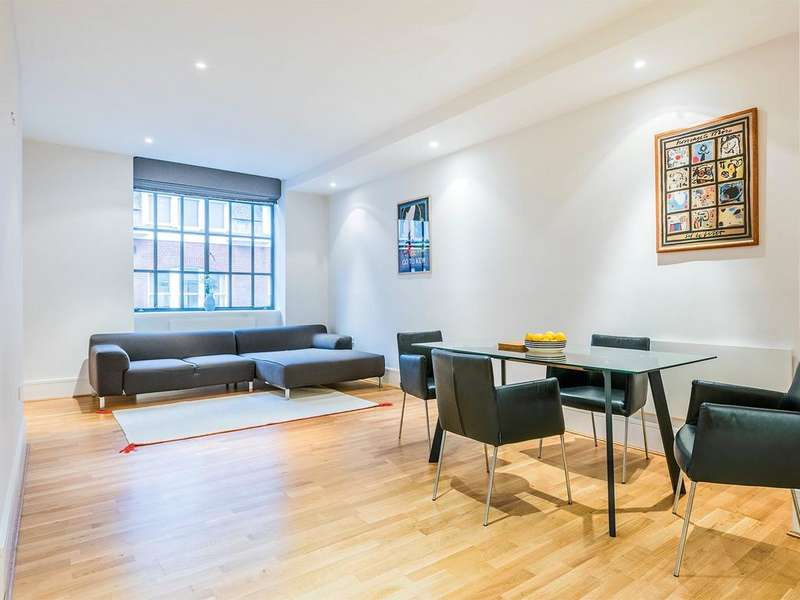 2 Bedrooms Apartment Flat for rent in Kean Street, Covent Garden, WC2B
