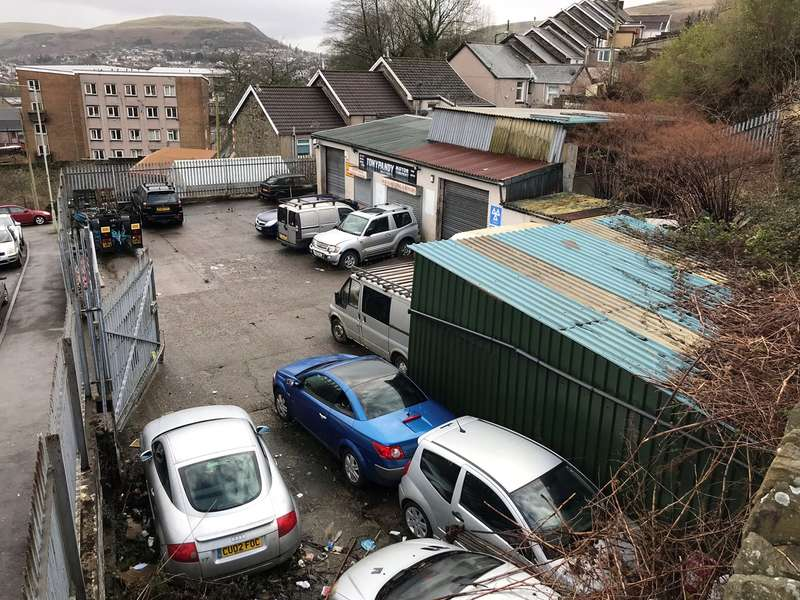 Garage Commercial for sale in Berw Road, Tonypandy, Rhondda, CF40
