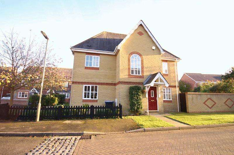 3 Bedrooms Detached House for sale in Dane Road, Warlingham