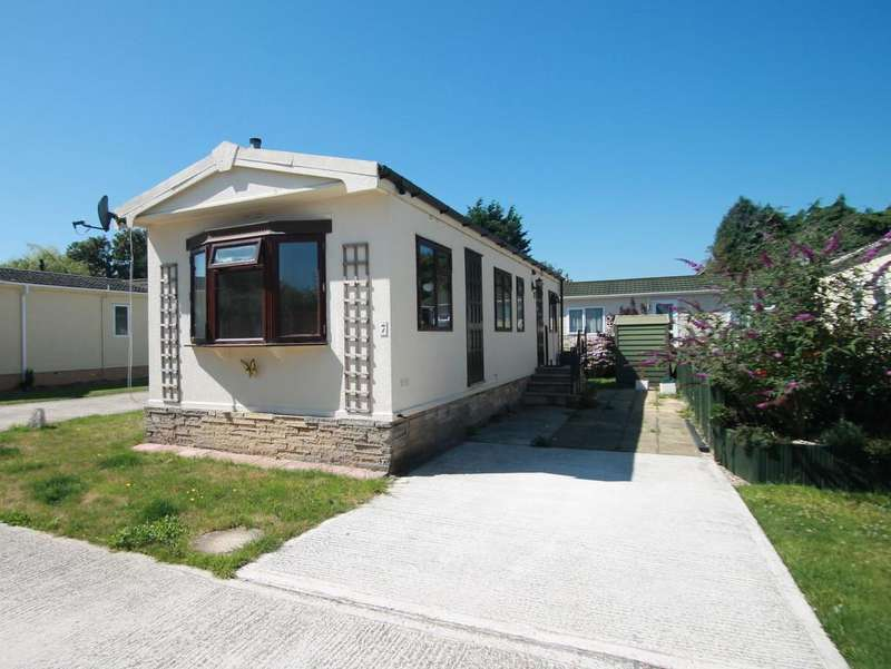 1 Bedroom Mobile Home for sale in Worthing Road, Rustington
