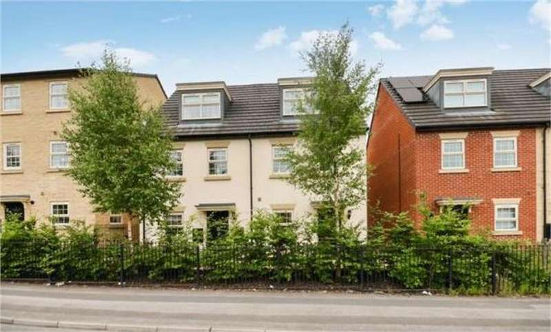 3 Bedrooms Semi Detached House for sale in Barnsley Road, Wombwell, BARNSLEY, South Yorkshire