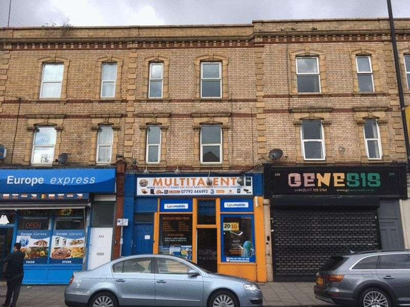 1 Bedroom Property for sale in Stapleton Road Stapleton, Bristol