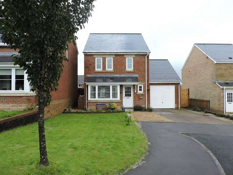 3 Bedrooms Detached House for sale in Clos Ael-Y-Bryn, Penygroes