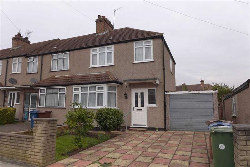 3 Bedrooms End Of Terrace House for sale in Carmelite Road, Harrow, Middlesex