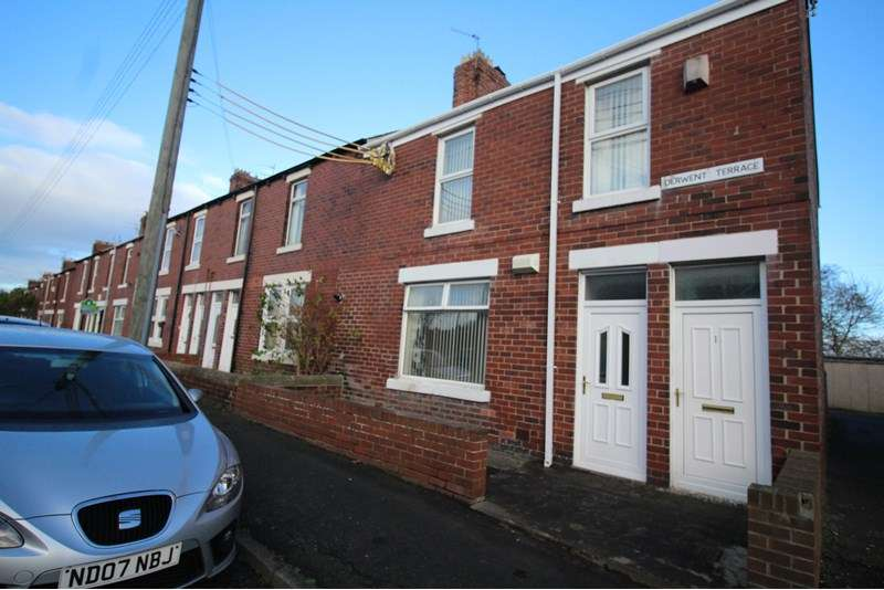 2 Bedrooms Property for sale in Derwent Terrace, Columbia, Washington, Tyne & Wear, NE38 7AT