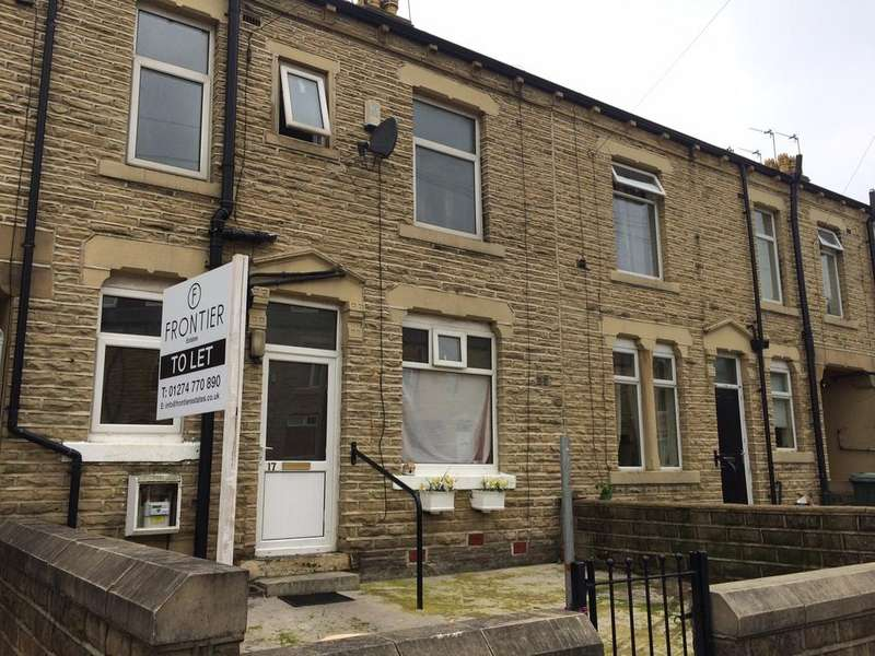 2 Bedrooms Terraced House for sale in Marsland Place BD3