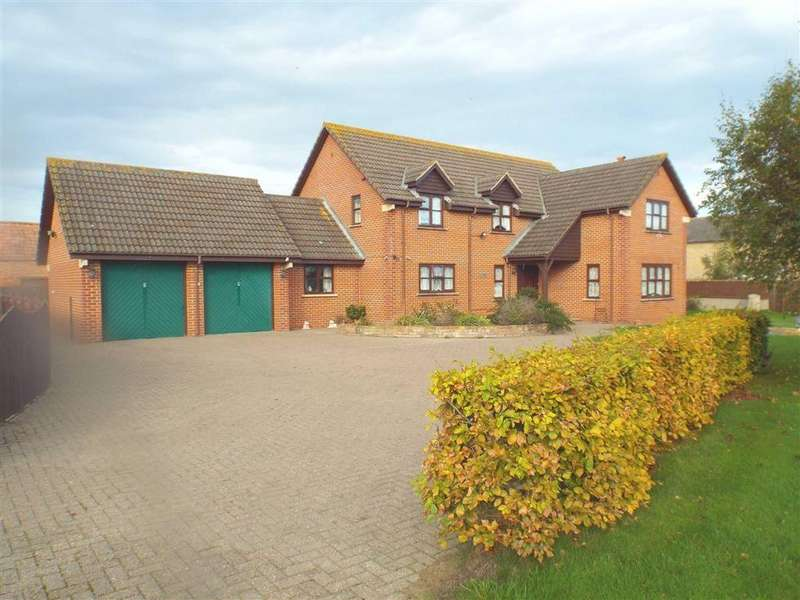 4 Bedrooms Detached House for sale in The Causeway, Mark