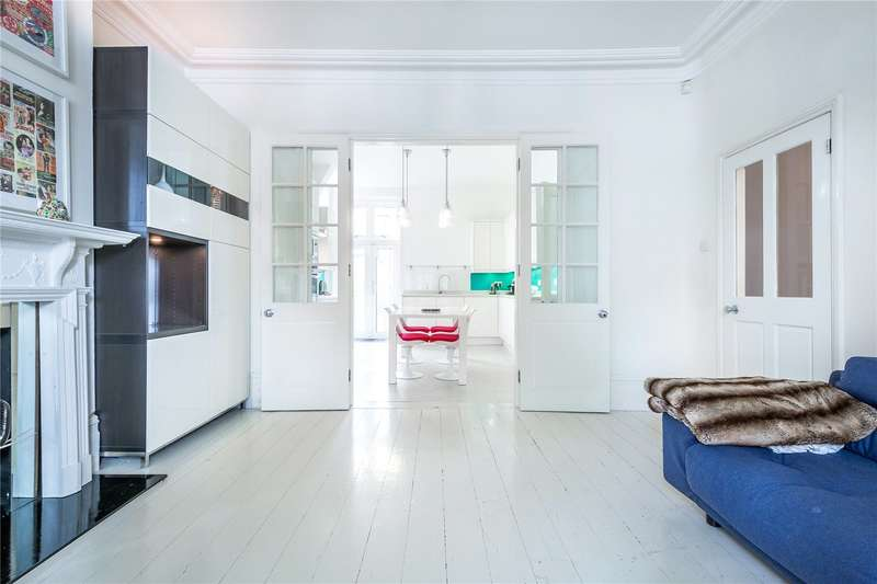 5 Bedrooms Terraced House for sale in Fortis Green Avenue, London, N2