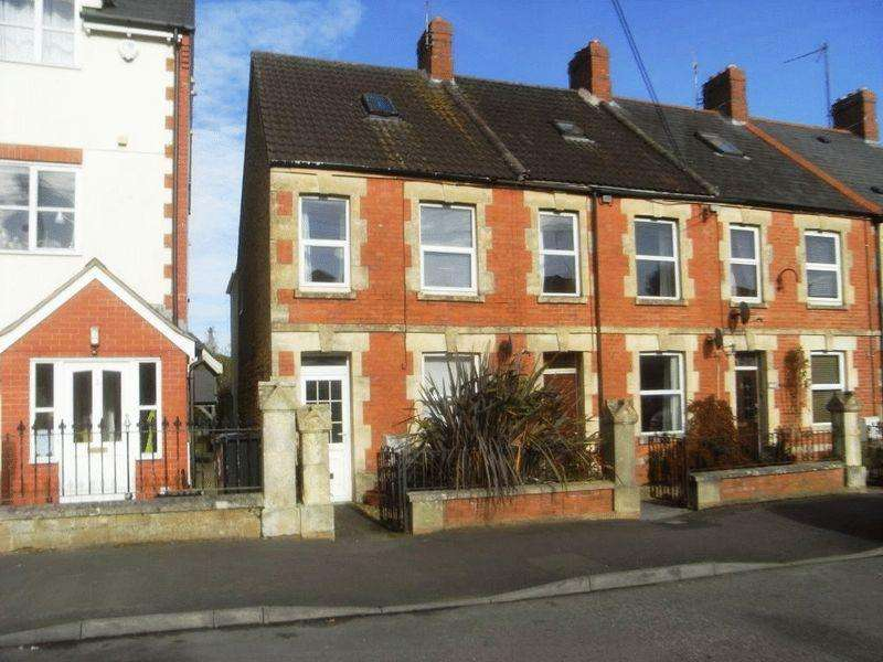 4 Bedrooms Semi Detached House for sale in South Street, Crewkerne
