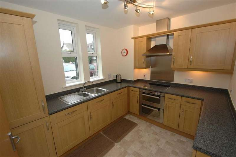2 Bedrooms Apartment Flat for sale in The Courtyard, The Beeches, Upton, Chester