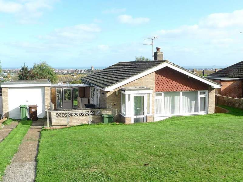 2 Bedrooms Detached Bungalow for sale in Burrow Down, Old Town, Eastbourne, BN20