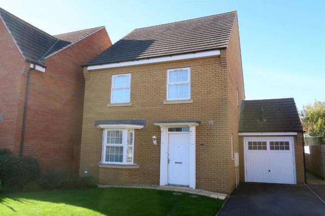 4 Bedrooms Detached House for sale in Meredith Close, Creech St Michael, Taunton TA3