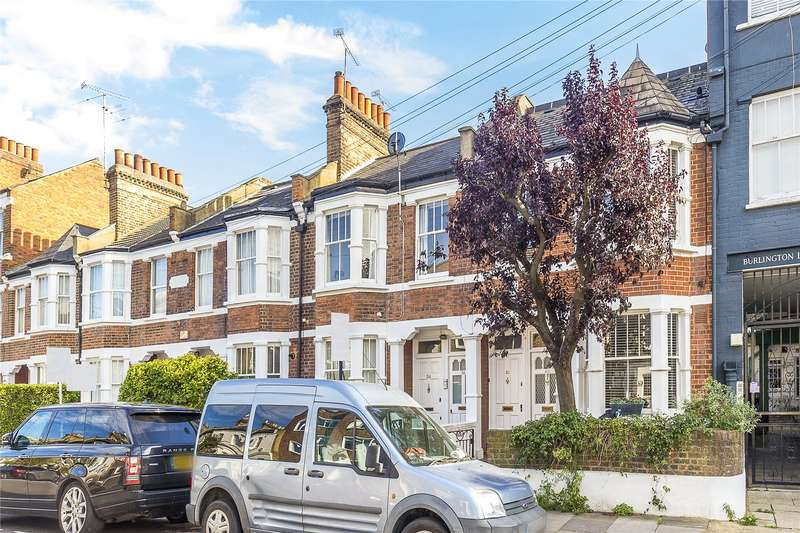 1 Bedroom Flat for sale in Rigault Road, Parsons Green, Fulham, London, SW6