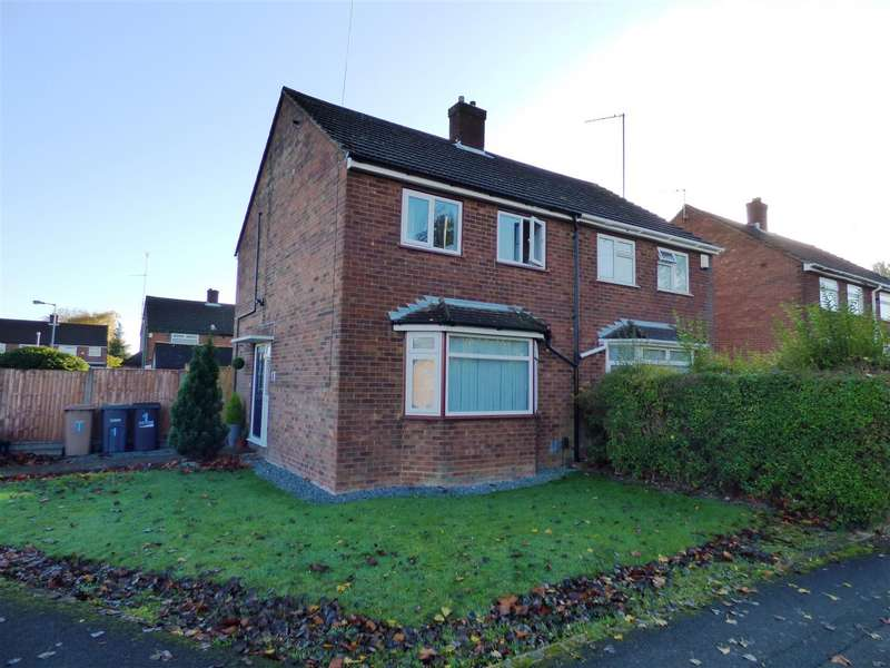 2 Bedrooms Semi Detached House for sale in Poets Green, Luton