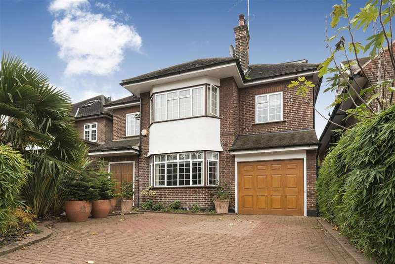 5 Bedrooms Detached House for sale in Bancroft Avenue, London