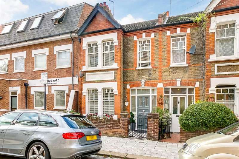 2 Bedrooms House for sale in Esparto Street, Wandsworth, London