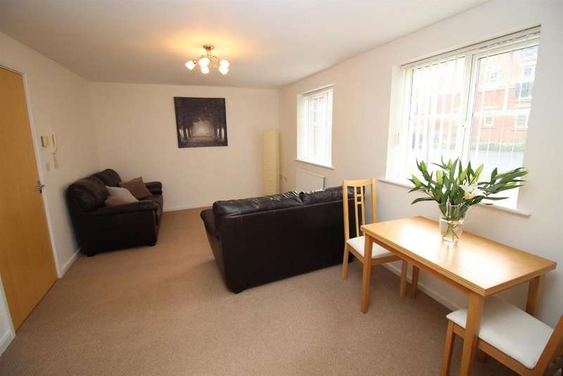 2 Bedrooms Apartment Flat for sale in Redgrave Close, Gateshead