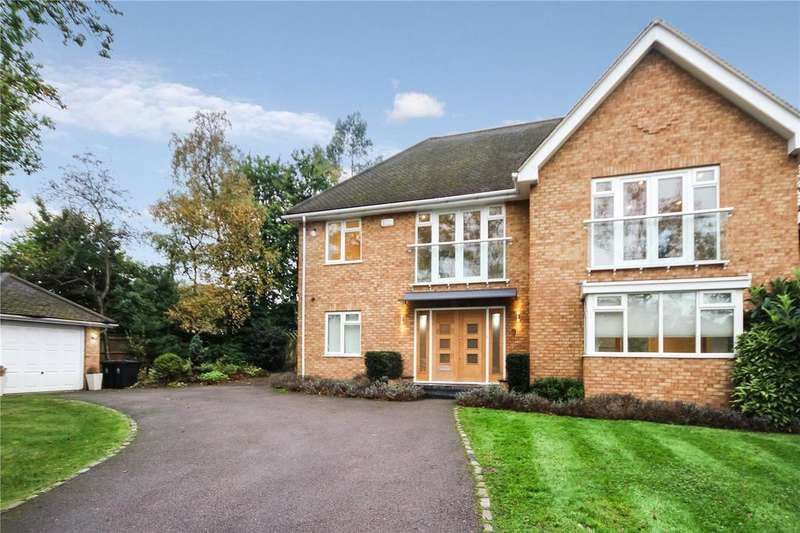 5 Bedrooms Detached House for rent in Daleside, Gerrards Cross, Buckinghamshire, SL9