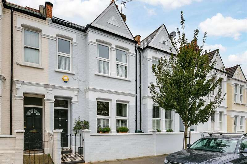 5 Bedrooms Terraced House for sale in Allestree Road, Fulham, London