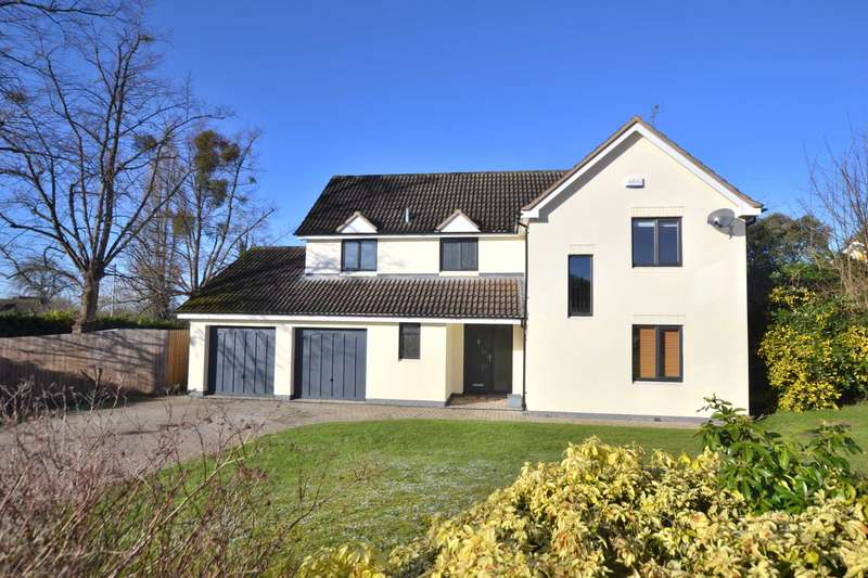 4 Bedrooms Detached House for sale in 1 The Spinney is an executive detached four bedroom family home, being offered to the market with No Onward Chain. Locat