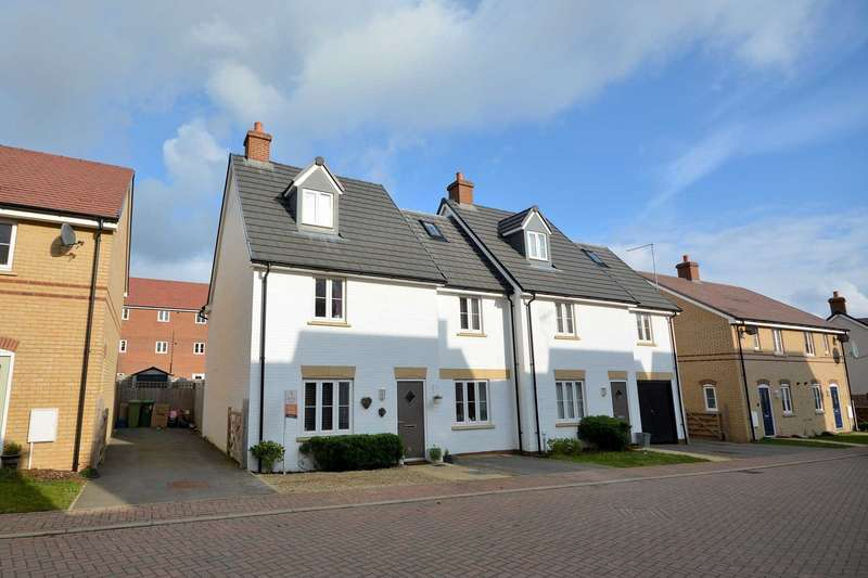 5 Bedrooms Detached House for sale in Newton Leys