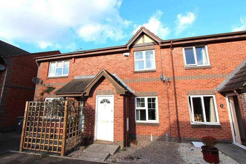 2 Bedrooms Terraced House for sale in Kestral Gardens, Quedgeley