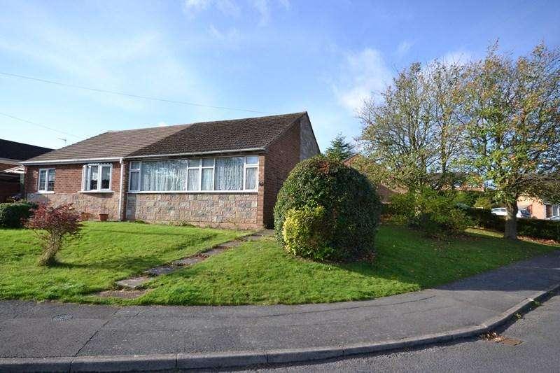 2 Bedrooms Semi Detached Bungalow for sale in Waterloo Road, Bewdley