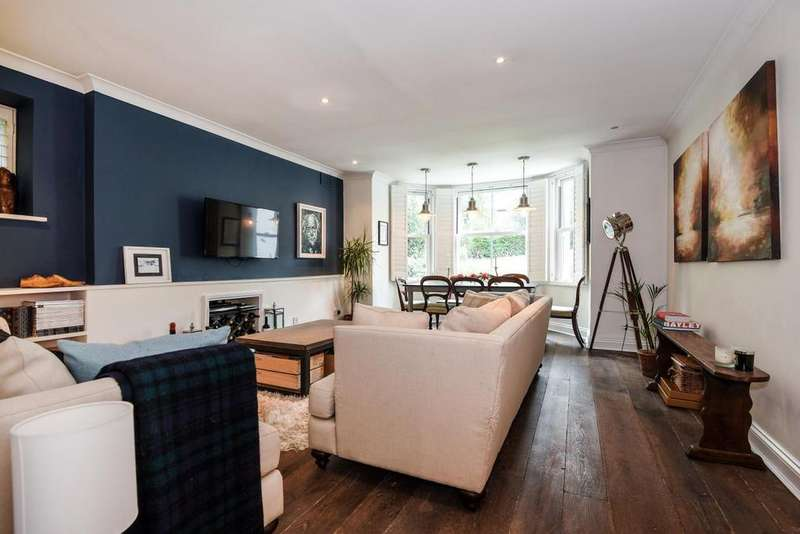 3 Bedrooms Flat for sale in Upper Richmond Road, Putney